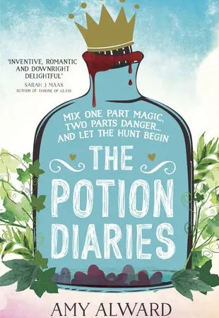 """Book Review: """"The Potion Diaries"""" by Amy Alward"""