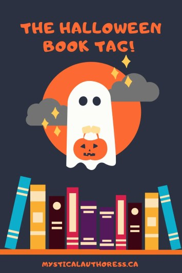 The Halloween Book Tag! (1)