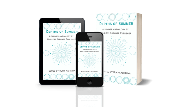 Depths of Summer cover