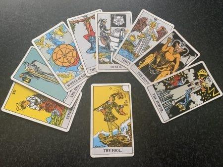 Major Arcana Cards meditation part 2