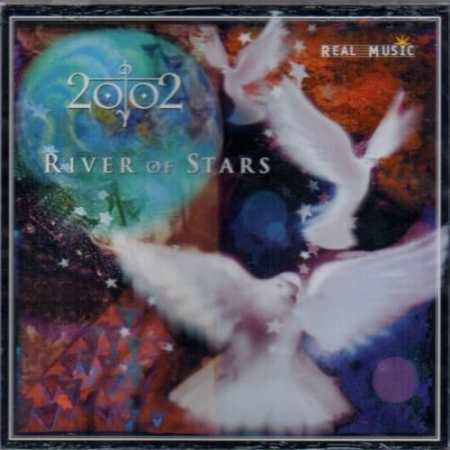 2002 River Of Stars a Real Music CD