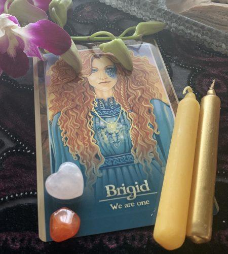 Goddess Brigid