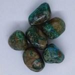 Azurite & Malachite Tumbled Crystal