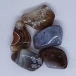 Botswana Agate Tumbled Crystal