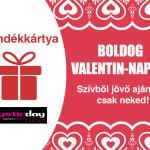valantin-napi ajándékkártya - mystic day cegléd