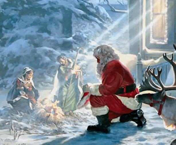 Did Santa Claus Ever Meet Jesus Christ Mystic Christmas