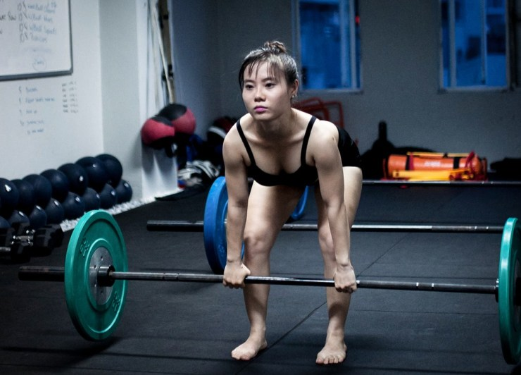 5 Biggest Misconceptions About Weightlifting-  Weightlifting is not for women