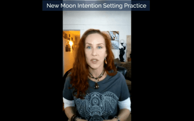 New Moon in Aries Guided Intention Setting