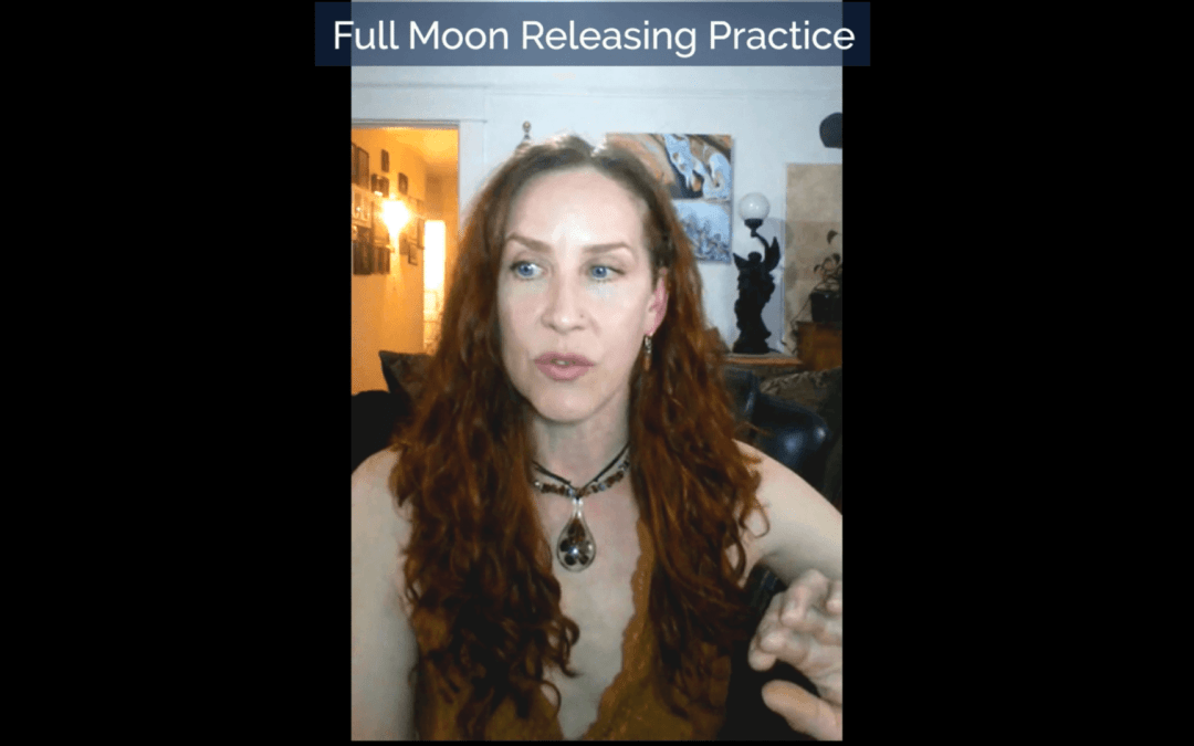 Full Moon in Virgo Releasing Practice