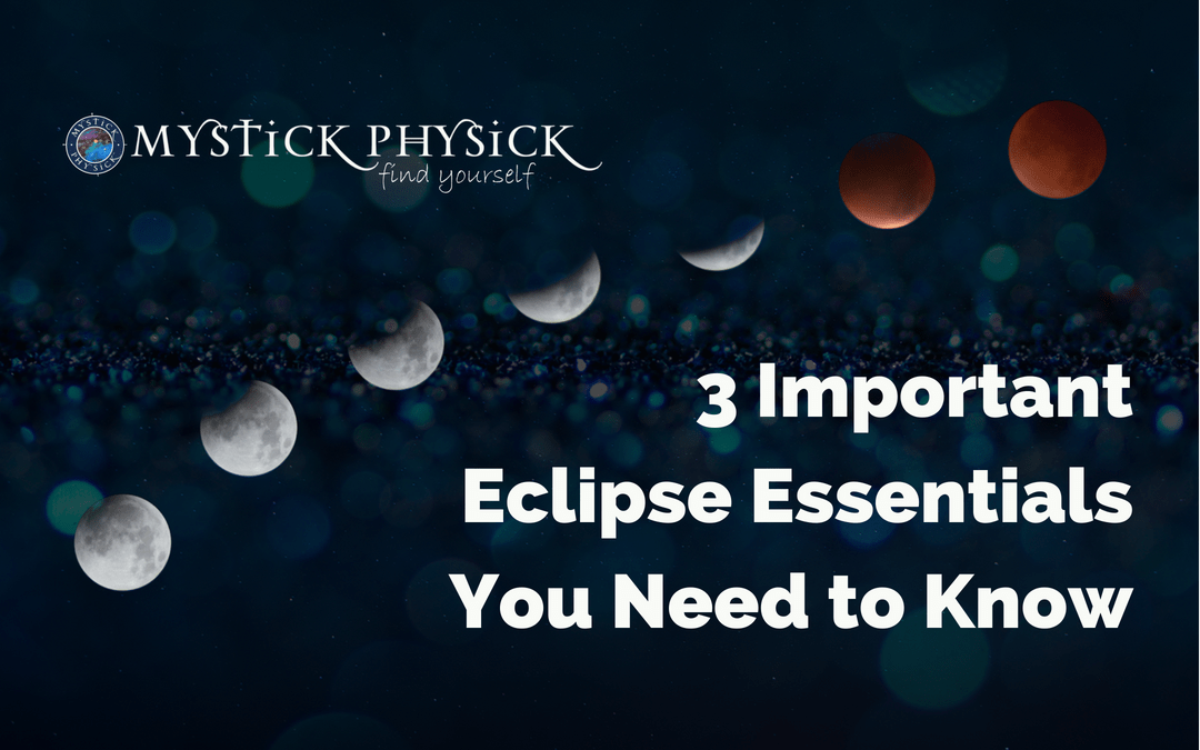 3 Important Eclipse Essentials You Need to Know