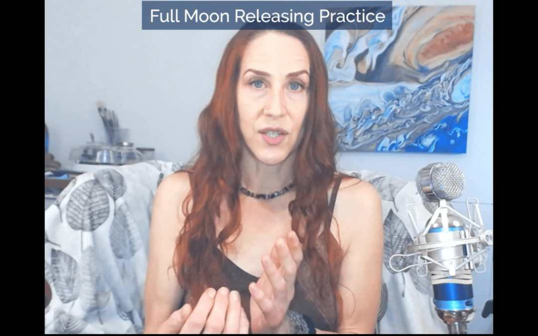 Full Moon in Aries Releasing Practice