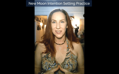 New Moon in Virgo Guided Intention Setting