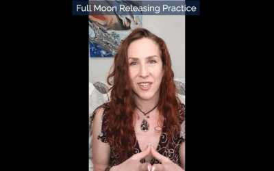 Full Moon in Taurus Releasing Practice