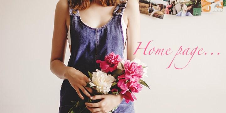 homepage girl