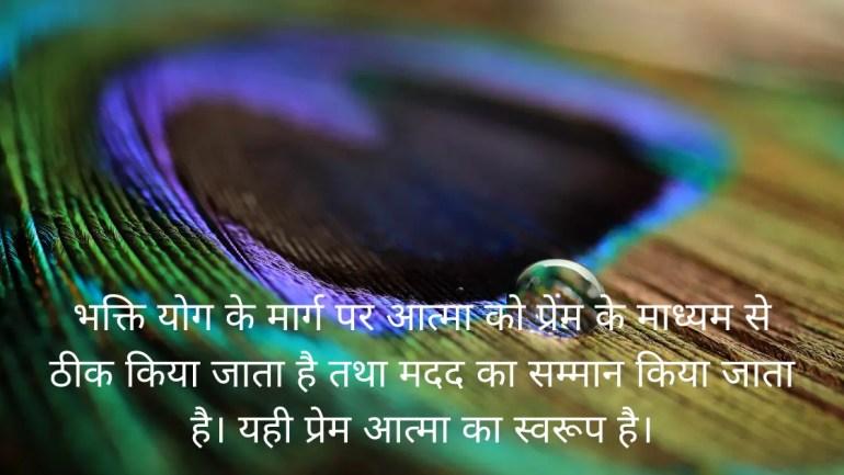 Bhagavad Gita Quotes on Love by MysticMind