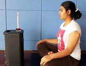 Tratak Kriya in Hindi Images