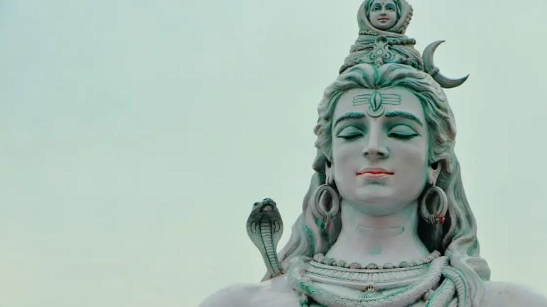 Lord Shiva in Meditation image
