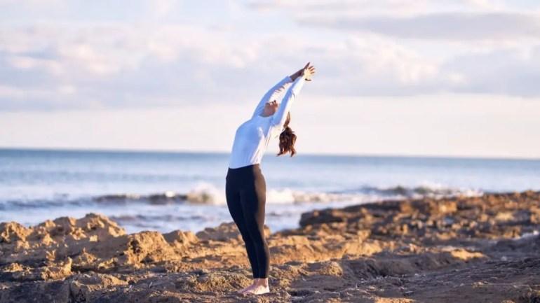 Tadasana Yoga Images