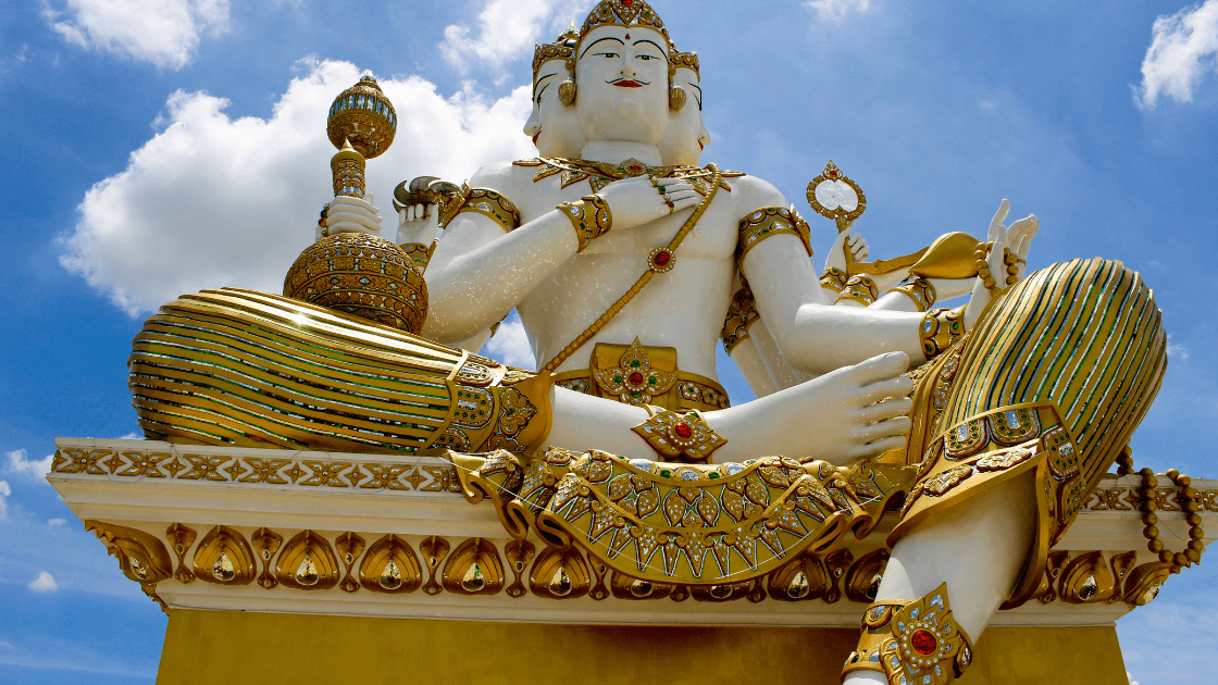 Brahma Mudra Pranayama Images