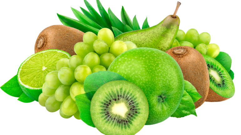 Green Fruits Images
