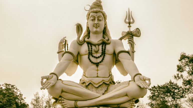 Shiv Dhyan Mudra Images
