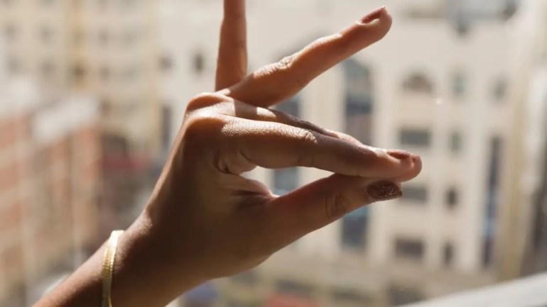 Aakash Mudra Images / Meditation Mudras
