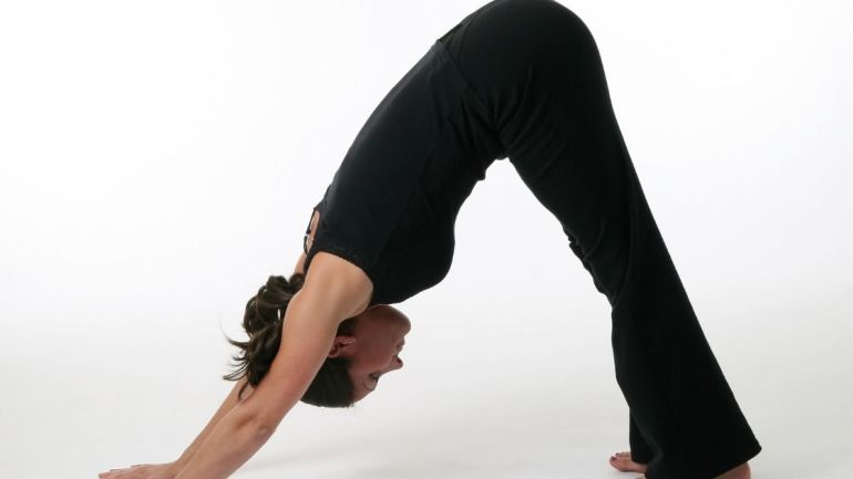 Yoga for Beginners in Hindi Images