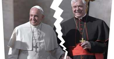 Pope shakes up Vatican by replacing conservative chief of Catholic Doctrine