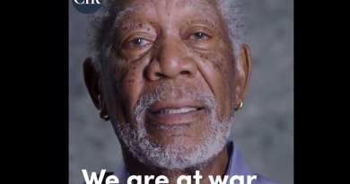 "Morgan Freeman ""We are at war with Russia""  Why is Hollywood Pushing for War?"