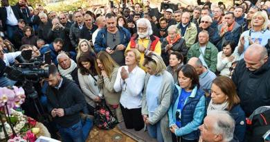 "Medjugorje October 2, 2017 Special Message Given Through Mirjana…""My children, care for your soul, because it alone is what truly belongs to you. …My children, do not waste time thinking about the future, worrying."""