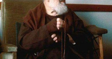 Help me Padre Pio for my will to strive for holiness in my life.. guide me to steady my resolutions, help me to renew my courage, and above all, comfort and console me in the problems, trials and sufferings of daily living..amen!