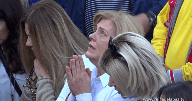 "Medjugorje -The words that shake us – a message not to forget:  ""People who commit grave sins live in Hell while here on earth and continue this Hell in eternity."""