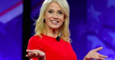 """Top White House counselor Kellyanne Conway …""""My Catholic faith is the bedrock of my life..I start every day with prayer"""""""