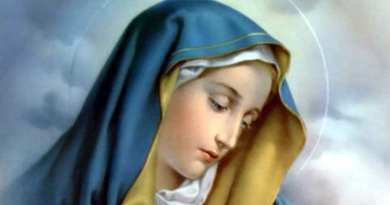 """I am your Mother and I have come on earth to teach you.""…The Queen of Peace"