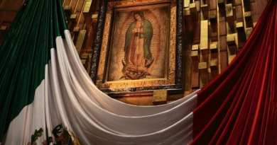 Celestial Music Found by Scientist on Mantel of Our Lady of Guadalupe