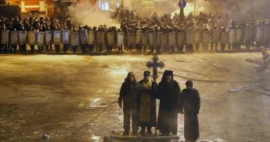 "Signs: Tensions Rise as USA to Send Lethal Weapons to Ukraine…Vatican Insider Who Read Third Secret of Fatima said: ""The Triumph of the Immaculate Heart of Mary will start from Ukraine and begin at the latest in 2017″"