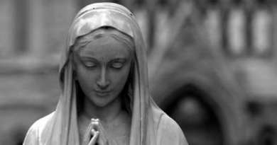When the Tears of the Virgin Mary Met the Smoke of Satan…The Incredible Story of Weeping Statues in a suburb of Washington, D.C.