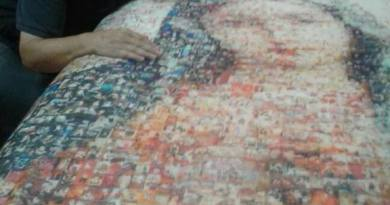 Claim: This picture of Blessed Mother suddenly appeared on the cloth which was on the bed of Sr. Aleksandra…Mystic Post Doubts