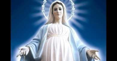 THREE PROPHECIES FROM THE VIRGIN MARY THAT ARE BEING FULFILLED IN THE WORLD RIGHT NOW …# 3 WILL SURPRISE