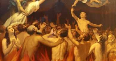 Vicka: Recounts Her Journey to Heaven, Hell, and Purgatory  and The Blond Girl