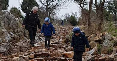 """Medjugorje is the Hope of the Entire World""…Children on Apparition Hill Today"