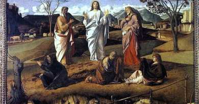 March 15, 2018  … Thursday of the Fourth Week of Lent…Today's Gospel