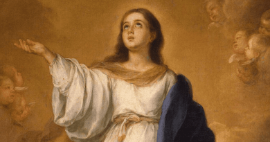 Recite this prayer to the Heavenly Mother, to sleep in peace and tranquility