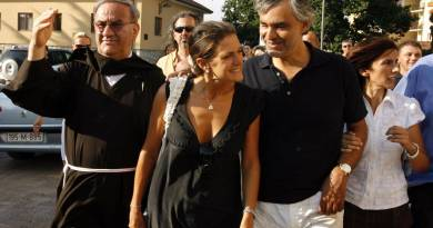 "Bocelli visits Medjugorje: ""I am here to receive a message""…""He who has no faith has difficulty in finding reasons to live and is always in danger"""