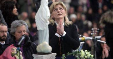 "Medjugorje Visionary:  ""The devil enters into some people… To combat this houses should be blessed regularly and keep at least one sacred object in the home."""