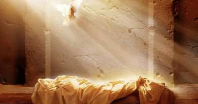 Sunday 1st April 2018… Today's Holy Gospel of Jesus Christ according to Saint John 20:1-9.