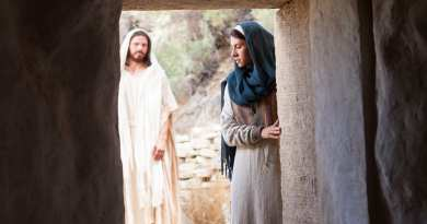 "Did Jesus visit his Mother first on Easter morning? ""Probably so"""