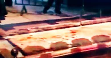 "(More Media Covering this Story)… Miracle?"" Possible Blood of Christ Leaking from Stone at the Holy Sepulcher – Dramatic VIDEO"