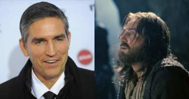"""God Spoke to me""…Film Star Jim Caviezel, While Filming Crucifixion Scene, Hears God say ""They don't love me. There are very few."""