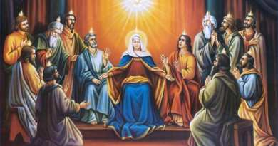 The true, one and great miracle of Pentecost!